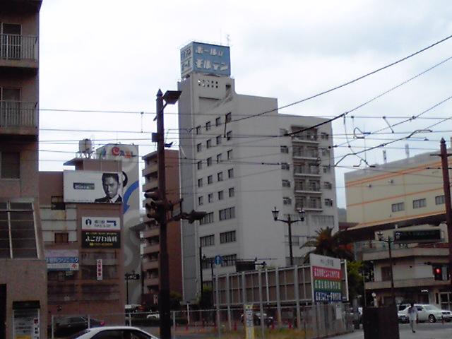 今朝の「サンデーモーニング」(TBS系テレビ)で紹介された【モルテン】の本社(広島市西区横川町)